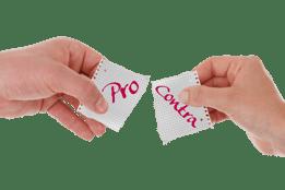Pro+Contra