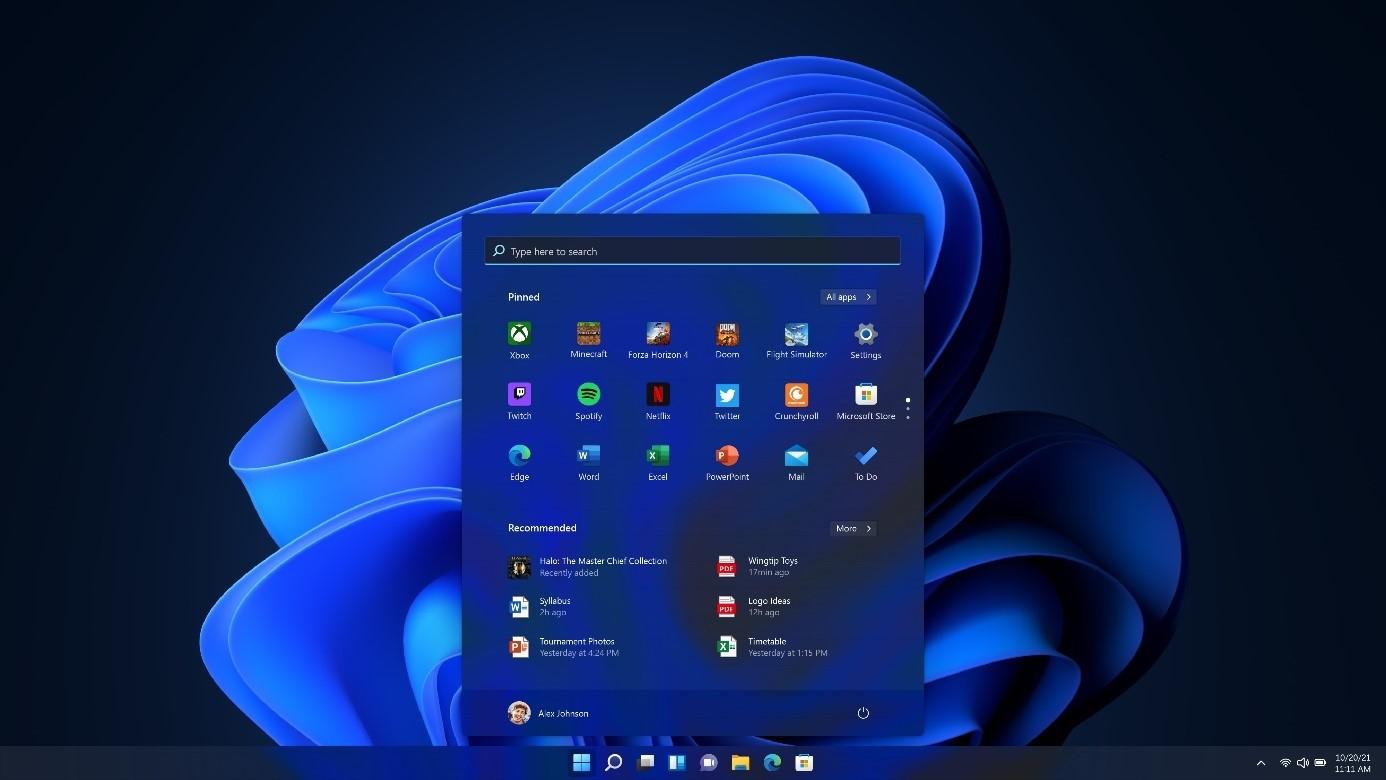 Windows 11 Bild 1