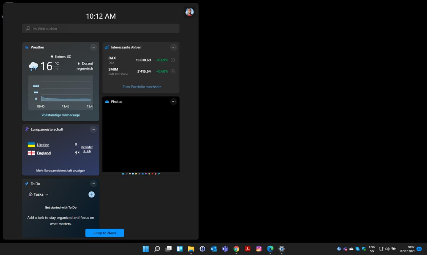 Windows 11 Bild 2