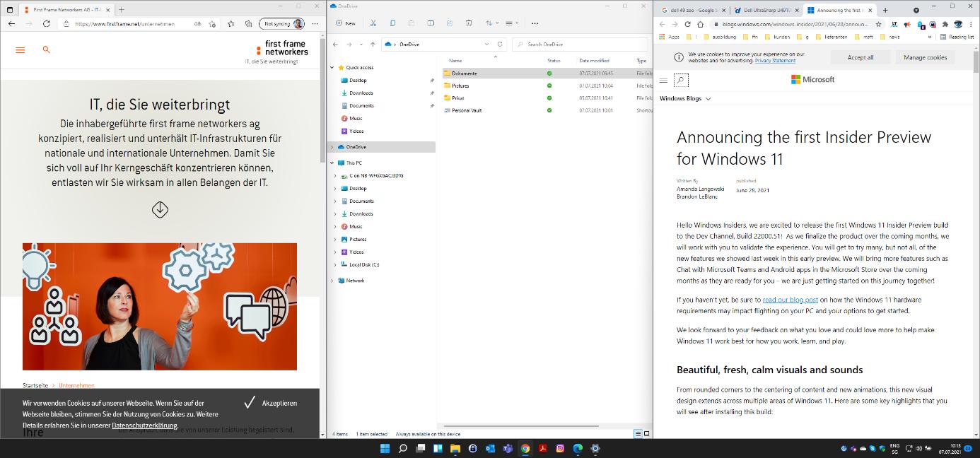 Windows 11 Bild 3