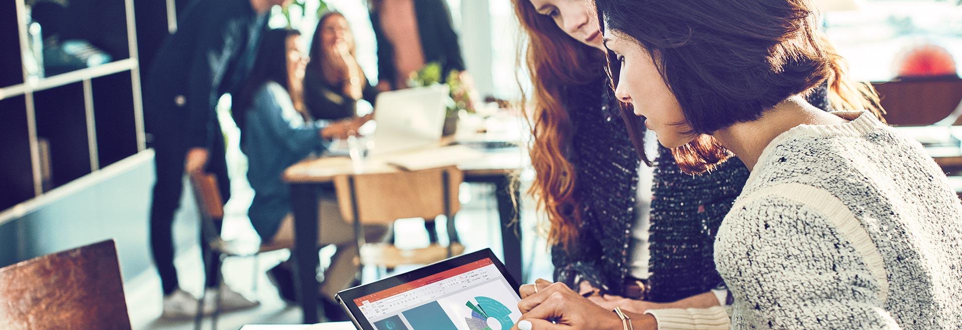 Microsoft 365 – die komplette und intelligente Lösung