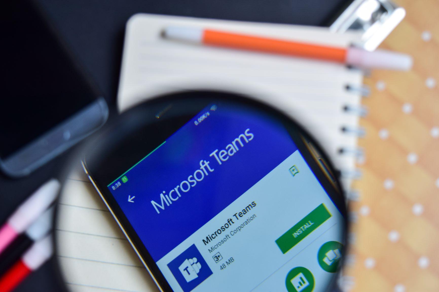 Voice of Microsoft Teams