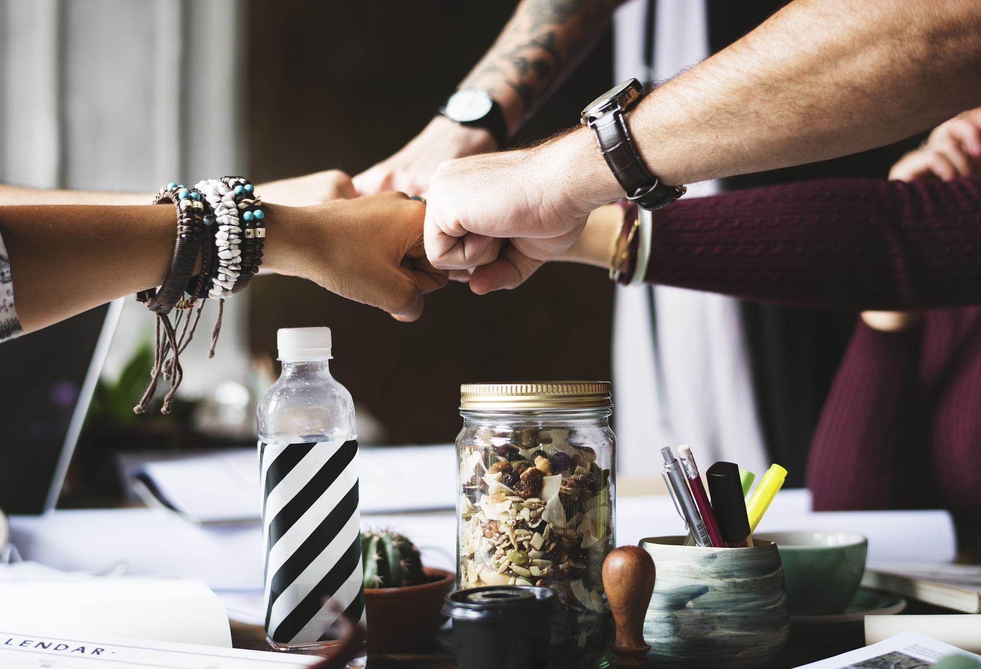 Mobilität und Teamarbeit – die neue Zauberformel