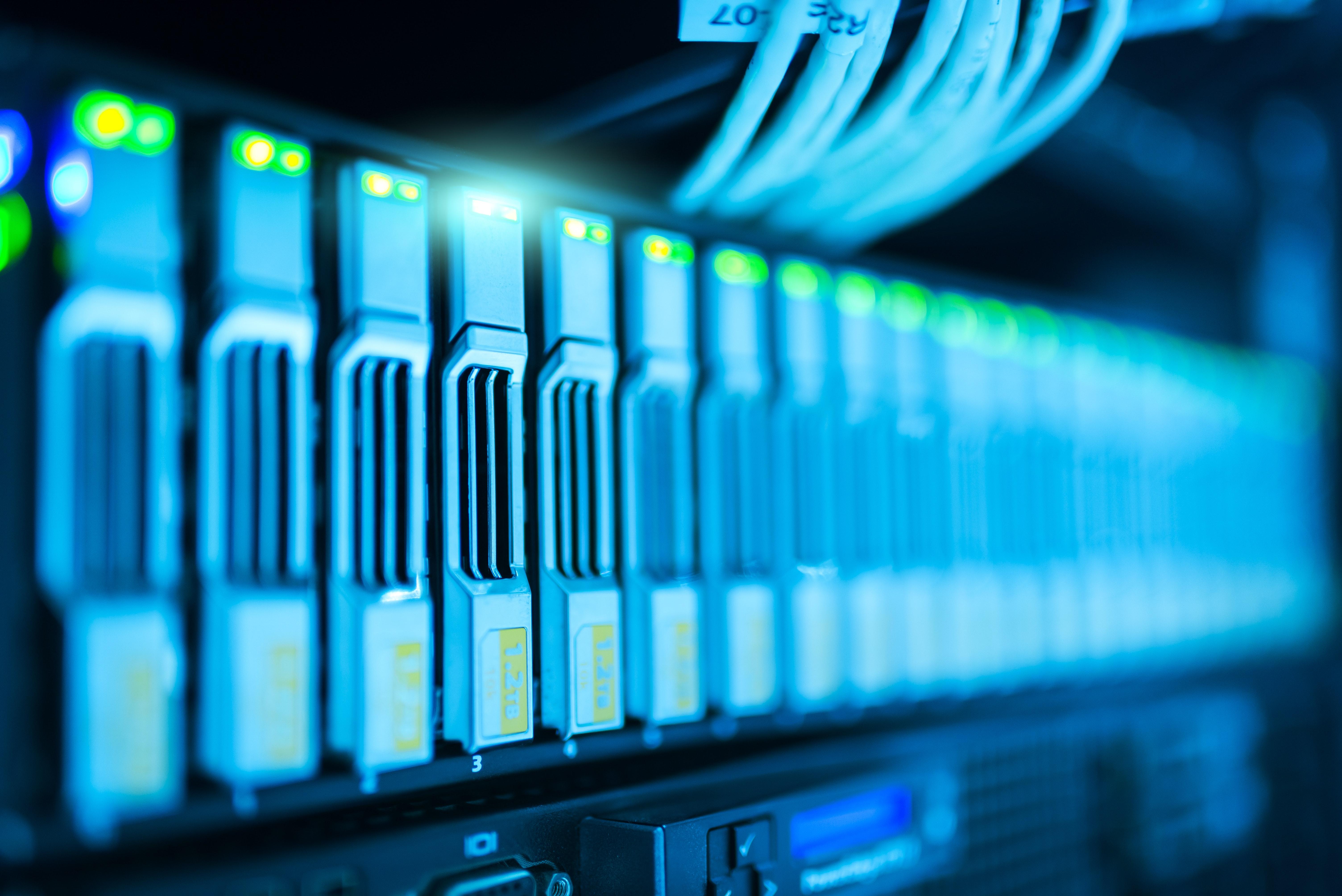 Datacenter-Infrastrukturen als Kernthema
