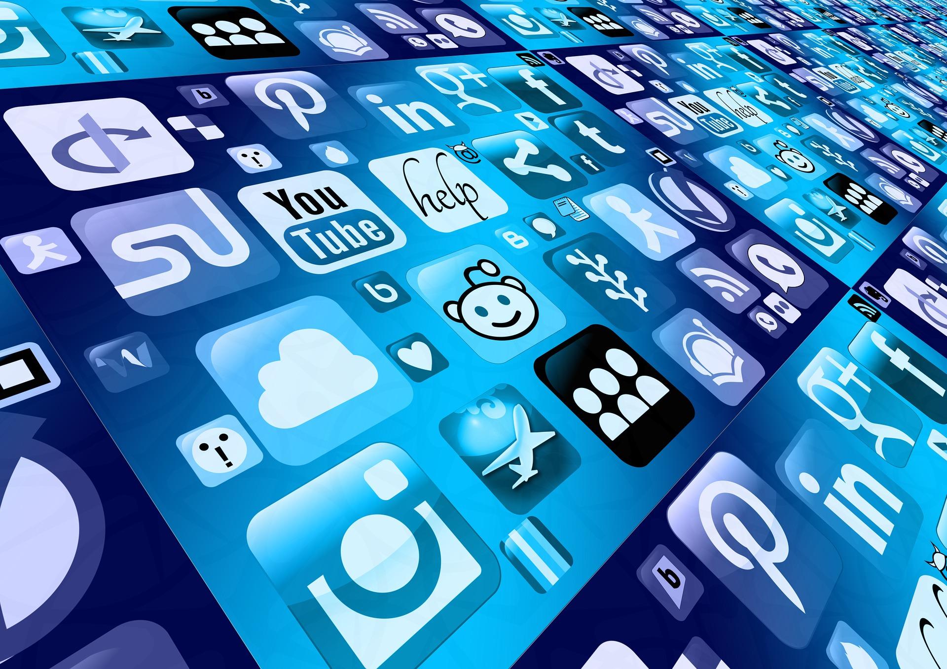 Soziale Medien im Geschäftsleben