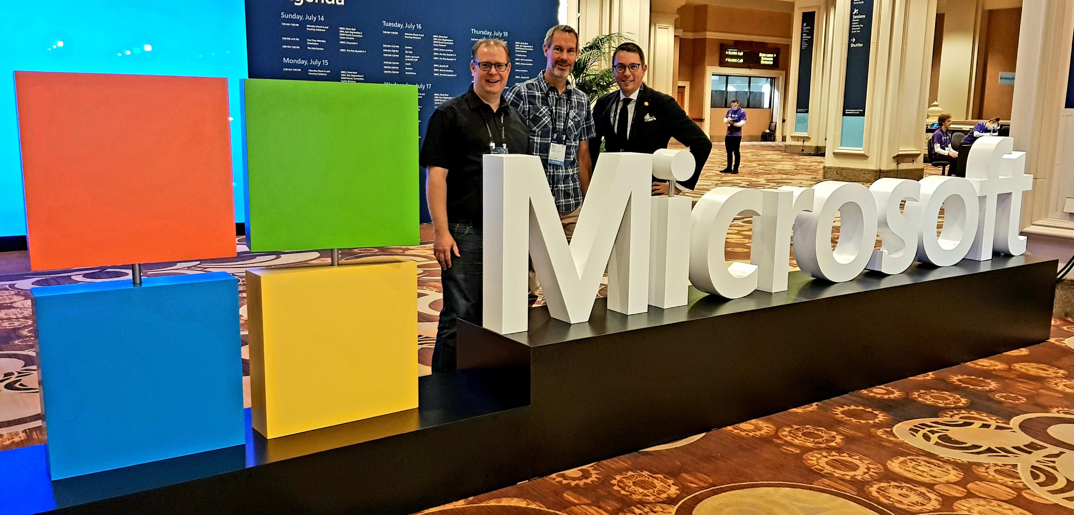 News von der Microsoft Inspire 2019