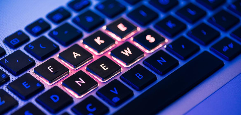 Fake-News - beabsichtigte Desinformation in den sozialen Medien